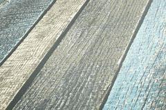 31993-2 cikkszámú tapéta.Csíkos,fa hatású-fa mintás,kék,szürke,súrolható,illesztés mentes,vlies tapéta