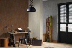 32651-1 cikkszámú tapéta.Beton,fémhatású - indusztriális,barna,bronz,szürke,súrolható,vlies tapéta