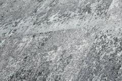 36118-3 cikkszámú tapéta.Beton,fémhatású - indusztriális,kockás,szürke,súrolható,vlies tapéta