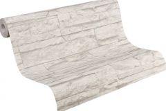 7071-16 cikkszámú tapéta.3d hatású,kőhatású-kőmintás,szürke,súrolható,vlies tapéta