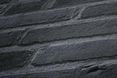 94283-3 cikkszámú tapéta.3d hatású,kőhatású-kőmintás,retro,fekete,lemosható,vlies tapéta