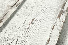 95370-1 cikkszámú tapéta.Csíkos,fa hatású-fa mintás,szürke,súrolható,illesztés mentes,vlies tapéta