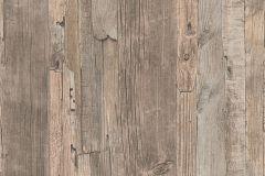 95405-3 cikkszámú tapéta.3d hatású,fa hatású-fa mintás,fotórealisztikus,barna,szürke,súrolható,vlies tapéta