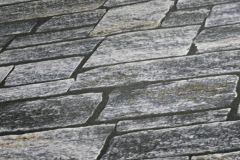 95871-1 cikkszámú tapéta.3d hatású,kőhatású-kőmintás,szürke,súrolható,vlies tapéta