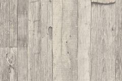 95931-1 cikkszámú tapéta.Csíkos,fa hatású-fa mintás,szürke,súrolható,vlies tapéta