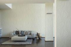 36878-3 cikkszámú tapéta.Absztrakt,különleges felületű,ezüst,fehér,súrolható,vlies tapéta