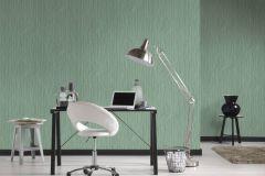 36878-5 cikkszámú tapéta.Különleges felületű,absztrakt,zöld,súrolható,vlies tapéta