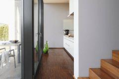 36882-7 cikkszámú tapéta.Egyszínű,különleges felületű,textil hatású,szürke,súrolható,illesztés mentes,vlies tapéta