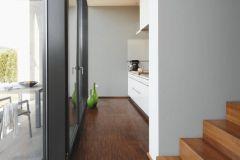 36882-9 cikkszámú tapéta.Egyszínű,különleges felületű,textil hatású,szürke,súrolható,illesztés mentes,vlies tapéta