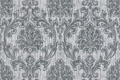 35702-3 cikkszámú tapéta.Barokk-klasszikus,retro,ezüst,szürke,lemosható,vlies tapéta