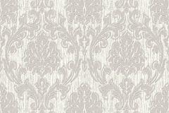 35702-4 cikkszámú tapéta.Barokk-klasszikus,retro,szürke,vajszín,lemosható,vlies tapéta