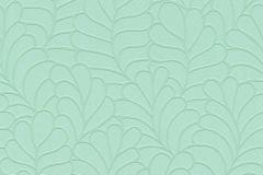 35711-3 cikkszámú tapéta.3d hatású,absztrakt,különleges motívumos,türkiz,zöld,lemosható,vlies tapéta