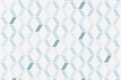 36523-2 cikkszámú tapéta.Absztrakt,különleges felületű,bézs-drapp,fehér,kék,szürke,zöld,súrolható,vlies tapéta