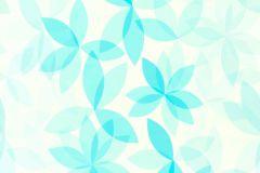 36674-3 cikkszámú tapéta.Különleges felületű,virágmintás,fehér,türkiz,súrolható,vlies tapéta