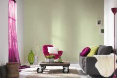 30305-3 cikkszámú tapéta.Egyszínű,zöld,gyengén mosható,illesztés mentes,papír tapéta