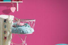 3115-73 cikkszámú tapéta.Egyszínű,pink-rózsaszín,lemosható,illesztés mentes,vlies tapéta