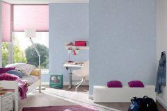 35829-1 cikkszámú tapéta.Gyerek,fehér,kék,gyengén mosható,papír tapéta