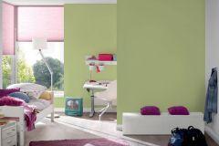 94116-9 cikkszámú tapéta.Egyszínű,gyerek,zöld,lemosható,illesztés mentes,vlies tapéta
