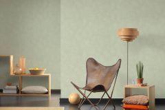 36672-6 cikkszámú tapéta.Egyszínű,különleges felületű,zöld,lemosható,illesztés mentes,vlies tapéta
