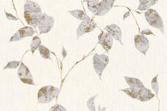 36687-3 cikkszámú tapéta.Különleges felületű,metál-fényes,természeti mintás,bronz,fehér,szürke,lemosható,vlies tapéta