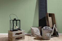 36688-6 cikkszámú tapéta.Egyszínű,különleges felületű,zöld,lemosható,illesztés mentes,vlies tapéta