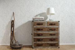 36712-1 cikkszámú tapéta.Különleges felületű,metál-fényes,természeti mintás,ezüst,szürke,lemosható,vlies tapéta
