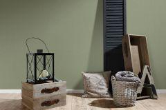 36713-7 cikkszámú tapéta.Egyszínű,különleges felületű,textilmintás,zöld,illesztés mentes,lemosható,vlies tapéta