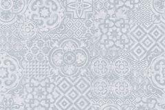 34145-5 cikkszámú tapéta.Absztrakt,geometriai mintás,különleges felületű,különleges motívumos,rajzolt,fehér,szürke,lemosható,vlies tapéta