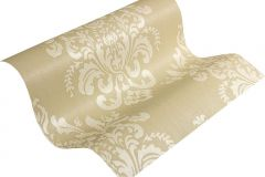 33143-3 cikkszámú tapéta.Barokk-klasszikus,metál-fényes,arany,  tapéta