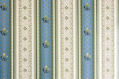 33542-2 cikkszámú tapéta.Barokk-klasszikus,csíkos,metál-fényes,bézs-drapp,sárga,türkiz,zöld,súrolható,vlies tapéta