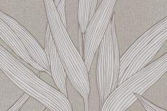 36123-1 cikkszámú tapéta.Természeti mintás,textilmintás,barna,szürke,lemosható,vlies tapéta