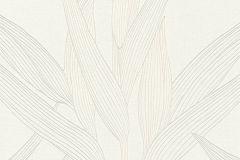 36123-4 cikkszámú tapéta.Természeti mintás,textilmintás,fehér,gyöngyház,lemosható,vlies tapéta
