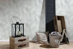 36385-1 cikkszámú tapéta.Absztrakt,különleges felületű,természeti mintás,textilmintás,fehér,szürke,lemosható,vlies tapéta