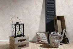 36385-2 cikkszámú tapéta.Absztrakt,különleges felületű,természeti mintás,textilmintás,bézs-drapp,lemosható,vlies tapéta