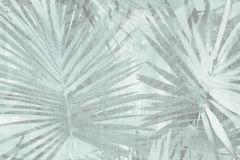 36385-3 cikkszámú tapéta.Absztrakt,különleges felületű,természeti mintás,textilmintás,türkiz,zöld,lemosható,vlies tapéta