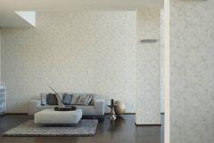 36397-1 cikkszámú tapéta.Természeti mintás,textilmintás,bézs-drapp,szürke,lemosható,vlies tapéta
