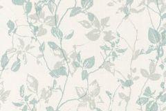 36397-2 cikkszámú tapéta.Természeti mintás,textilmintás,fehér,szürke,zöld,lemosható,vlies tapéta