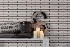 34278-1 cikkszámú tapéta.3d hatású,konyha-fürdőszobai,kőhatású-kőmintás,különleges felületű,metál-fényes,fehér,fekete,lemosható,papír tapéta