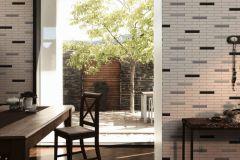 34278-4 cikkszámú tapéta.3d hatású,konyha-fürdőszobai,kőhatású-kőmintás,különleges felületű,metál-fényes,fehér,fekete,szürke,lemosható,papír tapéta