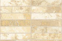 34818-1 cikkszámú tapéta.Csillámos,konyha-fürdőszobai,kőhatású-kőmintás,különleges felületű,bézs-drapp,ezüst,fehér,vajszín,lemosható,papír tapéta