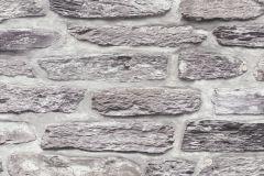 36478-1 cikkszámú tapéta.Konyha-fürdőszobai,kőhatású-kőmintás,különleges felületű,fehér,szürke,súrolható,vlies tapéta