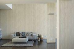 36750-2 cikkszámú tapéta.Fa hatású-fa mintás,különleges felületű,bézs-drapp,vajszín,súrolható,illesztés mentes,vlies tapéta