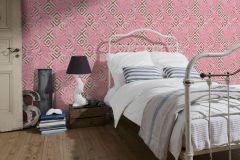 36811-1 cikkszámú tapéta.Különleges felületű,természeti mintás,pink-rózsaszín,fehér,lemosható,vlies tapéta
