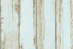 36893-3 cikkszámú tapéta.Fa hatású-fa mintás,különleges felületű,bézs-drapp,szürke,türkiz,súrolható,illesztés mentes,vlies tapéta