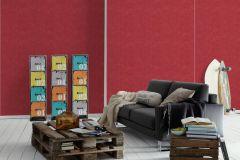 7584-53 cikkszámú tapéta.Egyszínű,különleges felületű,piros-bordó,gyengén mosható,illesztés mentes,papír tapéta