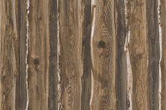 95837-1 cikkszámú tapéta.Fa hatású-fa mintás,különleges felületű,barna,bézs-drapp,gyengén mosható,papír tapéta