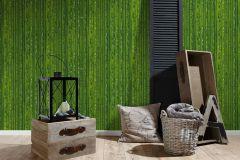 95936-1 cikkszámú tapéta.Különleges felületű,természeti mintás,zöld,súrolható,papír tapéta