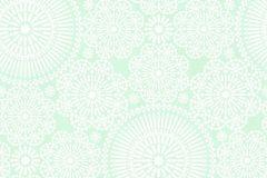 36295-4 cikkszámú tapéta.Gyerek,különleges motívumos,virágmintás,fehér,türkiz,zöld,gyengén mosható,vlies tapéta