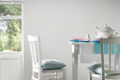 30525-2 cikkszámú tapéta.Természeti mintás,virágmintás,fehér,kék,lila,pink-rózsaszín,súrolható,vlies tapéta