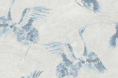 36631-2 cikkszámú tapéta.állatok,különleges felületű,kék,szürke,lemosható,vlies tapéta